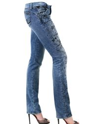 7 For All Mankind - Blue Limited Edition For Luisaviaroma Jeans - Lyst