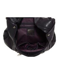 Kooba   Black Ivy Leather Hobo   Lyst