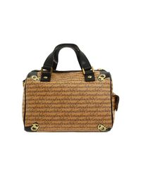 L.A.M.B. - Brown Signature Walderston Satchel - Lyst