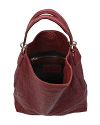 Alexander Wang Red Darcy Slouchy Hobo