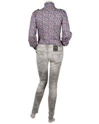 Citizens of Humanity   Gray Avedon Skinny Leg Jeans   Lyst