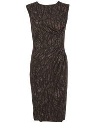 Eastland | Brown Forest Print Dress | Lyst