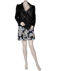 Elizabeth and James - Multicolor Yoshimo Multi-way Leather Jacket - Lyst