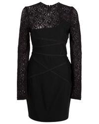 Preen By Thornton Bregazzi - Black Lou Dress - Lyst