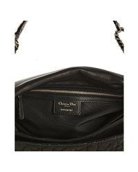 Dior - Black Quilted Lambskin Delices Handbag - Lyst