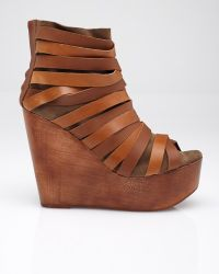 Jeffrey Campbell | Brown Miramar | Lyst