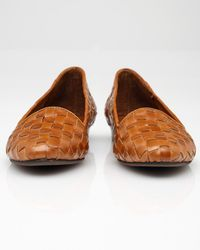 Jeffrey Campbell - Brown Woven Loafer - Lyst