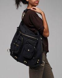 Sabina | Black Backpack | Lyst
