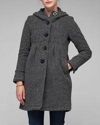 Spiewak | Gray Van Burren Coat | Lyst