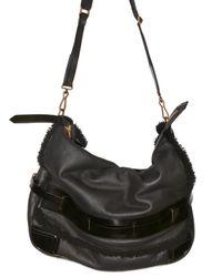 Burberry Prorsum | Black Shirling Messenger Style Shoulder Bag for Men | Lyst