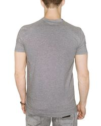 Dolce & Gabbana - Gray Marlon Brando Jersey T-shirt for Men - Lyst