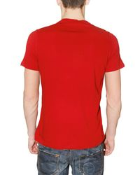 DSquared² | Dsquared Brother Jersey T-shirt for Men | Lyst