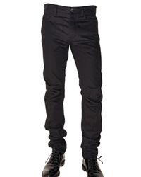 Marc Jacobs | Black Side Zip Denim Jeans for Men | Lyst