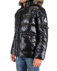 Pyrenex | Mens Quilted Authentic Shiny Coat Black for Men | Lyst