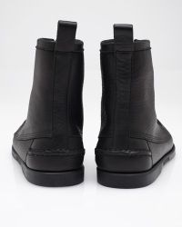 Sebago - Black Lighthouse Boot for Men - Lyst