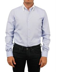 Vincenzo Di Ruggiero | Blue Lampaedsa Shirt for Men | Lyst