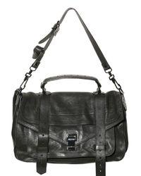 Proenza Schouler - Black Ps1 Medium Shoulder Bag - Lyst