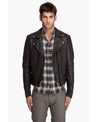 Diesel Black Gold | Black Luperco Jacket for Men | Lyst