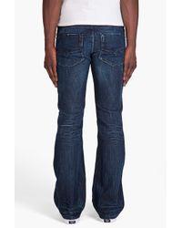 DIESEL | Blue Zathan 8ss Jeans for Men | Lyst