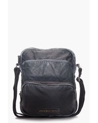 DIESEL | Blue Taurus Bag for Men | Lyst