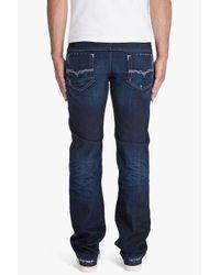 DIESEL - Blue Safado 8j1 Jeans for Men - Lyst