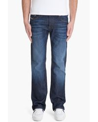 DIESEL | Blue Zatiny 73n Boot-cut Jeans for Men | Lyst