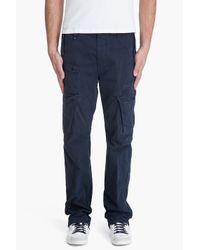 DIESEL | Blue Sislargo Pants for Men | Lyst