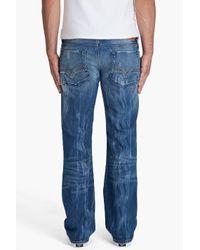 DIESEL - Blue Zatiny 8k2 Jeans for Men - Lyst