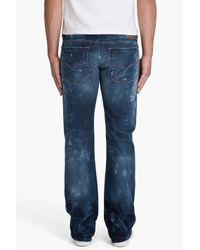 DIESEL - Blue Zatiny 8ww Jeans for Men - Lyst