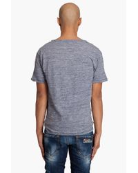 DSquared² | Gray V Neck T-shirt for Men | Lyst