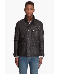 G-Star RAW | Black New Sandhurst Twill Jacket for Men | Lyst