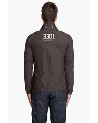 G-Star RAW - Black Recolite Laundry Overshirt for Men - Lyst