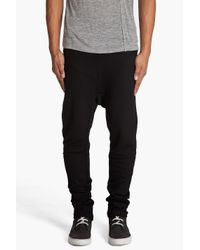 Superfine | Black Syd Sweatpants for Men | Lyst