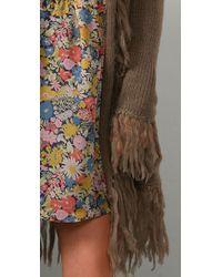 BB Dakota - Brown Branson Cardigan Sweater - Lyst