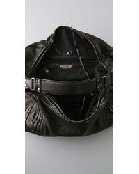 Botkier - Black Kasper Leather Hobo - Lyst