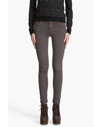 Citizens of Humanity Gray Avedon Ultra Slick Jeans