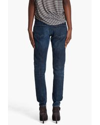 Citizens of Humanity Gray Lennox Drop Prestige Jeans