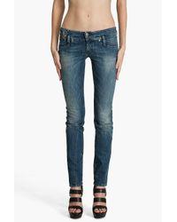 DIESEL Blue Matic Jeans
