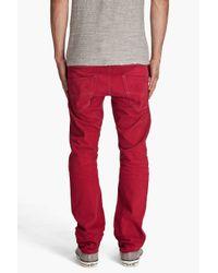 DIESEL | Red Krooley Jeans for Men | Lyst