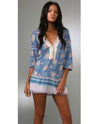 Free People | Multicolor Sweet Poland Tunic | Lyst