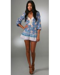 Free People - Multicolor Sweet Poland Tunic - Lyst