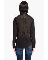 G-Star RAW Black Sleeveless Gilet Shank Vest