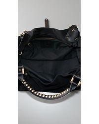 Halston Black Brandi Bag