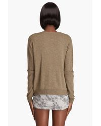 IRO   Metallic Rusty Sweater   Lyst
