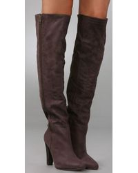 Joie Brown Solitaire Over-the-knee Boots