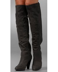 Joie Black Solitaire Over-the-knee Boots