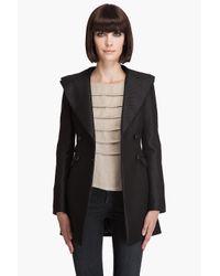Mackage Black Alice Coat