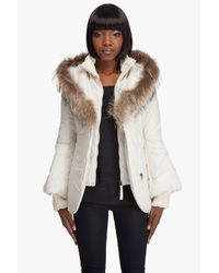 Mackage - White Peaches Puffer Jacket - Lyst
