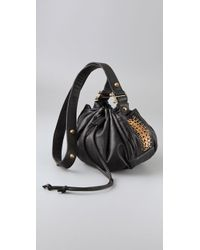 Made Her Think - Black Lizzie Bag - Lyst