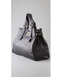 Marc By Marc Jacobs - Black Totally Turnlock Lucy Tote - Lyst